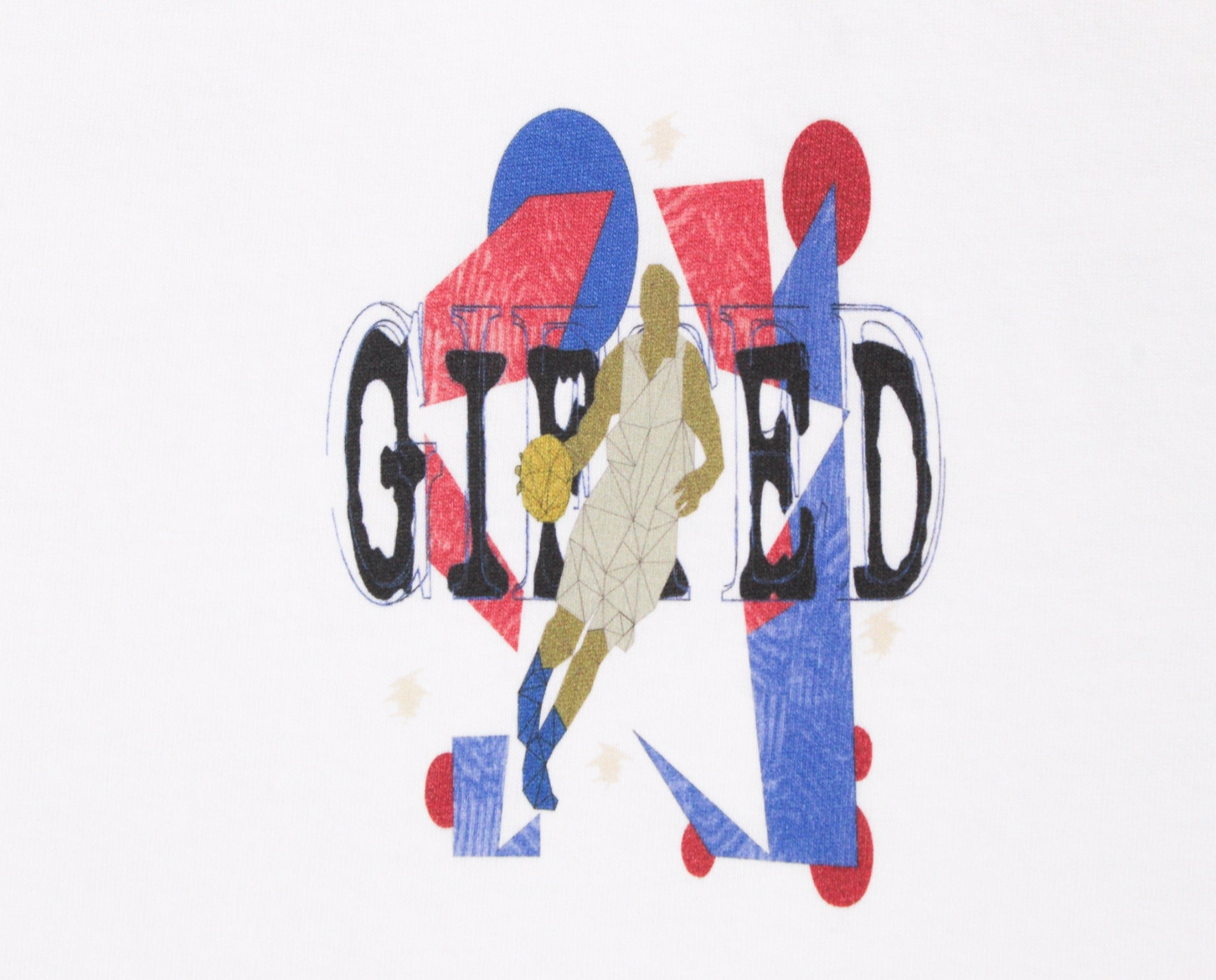 Mamba Mode Tee (Red/Blue)