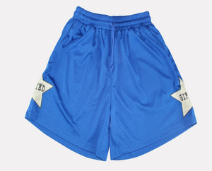 Gifted All Star Shorts (Blue)