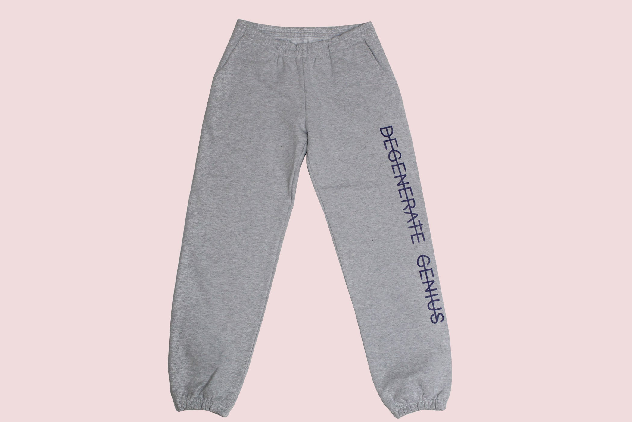 Degenerate Genius Pants - Grey