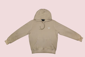 The Great Quote Hoodie - Tan