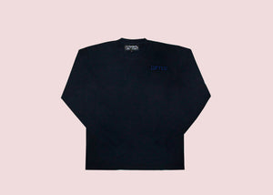 Gifted Core Long Sleeve Tee - Navy Blue