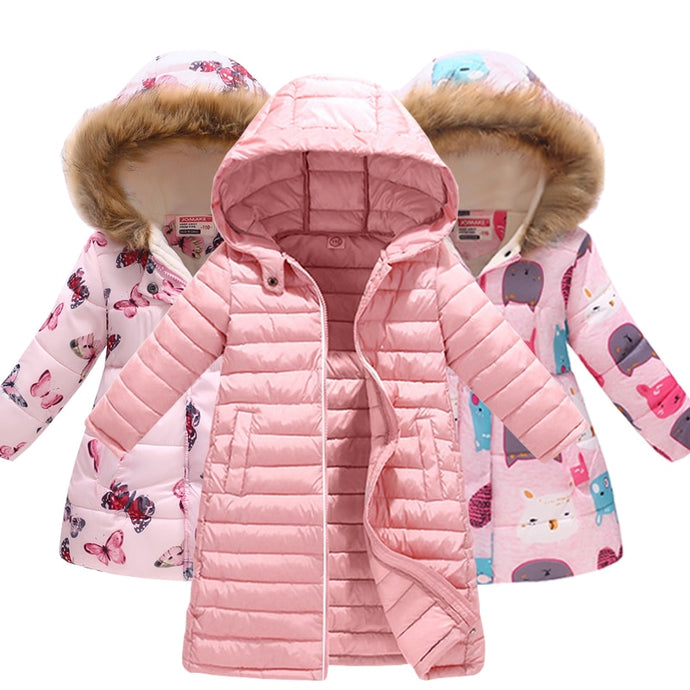 Kid Winter Parkas - Kids Bayou