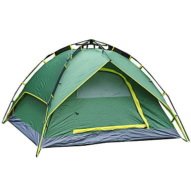 3 - 4 person Backpacking Tent O