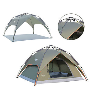 DesertFox® 4 person Backpacking Tent