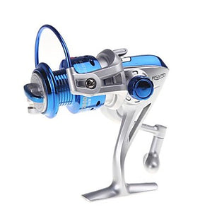 Fishing Reel Spinning Reel 5.1:1 Gear Ratio+8 Ball Bearings