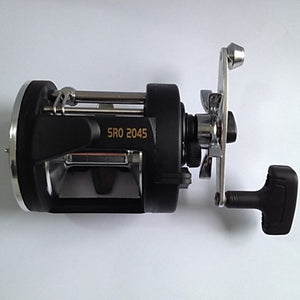 Baitcasting Reel 3.8:1 Gear Ratio+3 Ball Bearings Right-handed