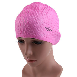 Silicon Waterproof Swim Caps