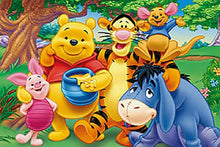 Load image into Gallery viewer, Cartoon Winnie the Pooh and Tigger