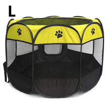 Load image into Gallery viewer, Pet tent, Portable Folding Dog House