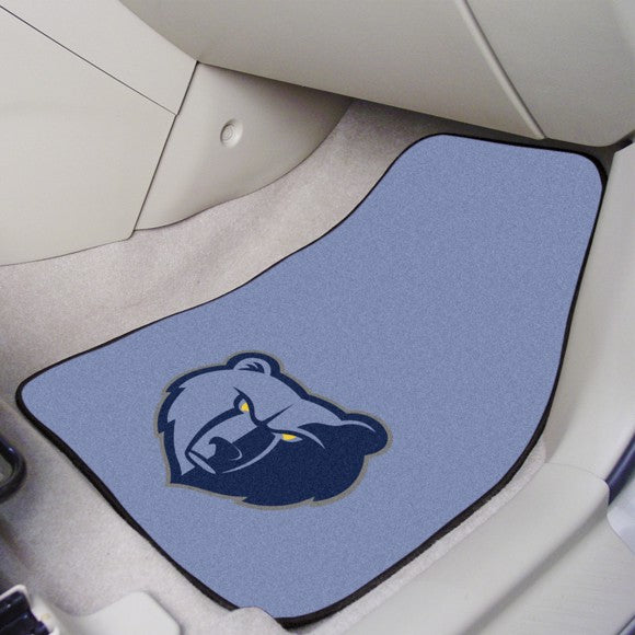 NBA - Memphis Grizzlies Carpet Car Mat Set 17