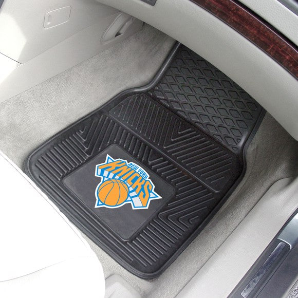 NBA - New York Knicks Vinyl Car Mat Set 17