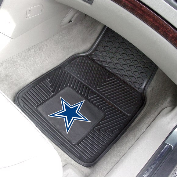 NFL - Dallas Cowboys Vinyl Car Mat Set 17