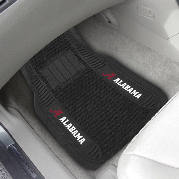 Alabama Deluxe Car Mat Set 21