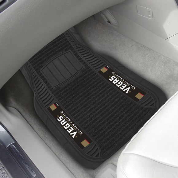 NHL - Vegas Golden Knights Deluxe Car Mat Set 21