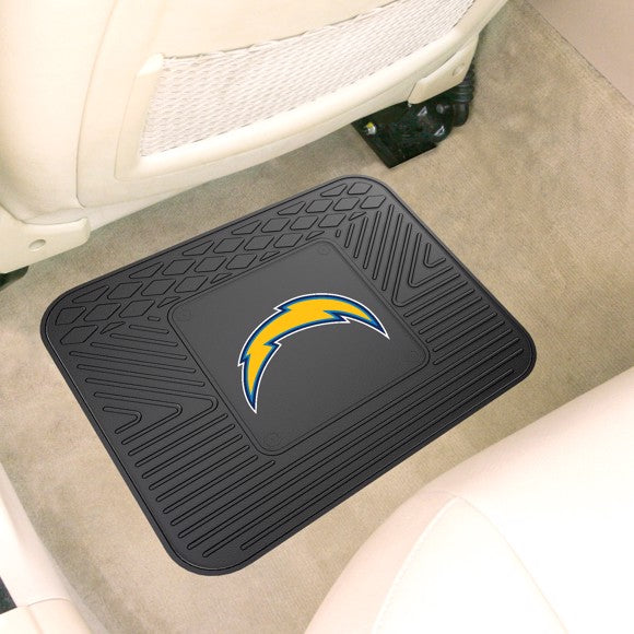 "NFL - Los Angeles Chargers Utility Mat 14"" x 17"""