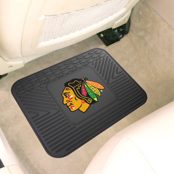 "NHL - Chicago Blackhawks Utility Mat 14"" x 17"""