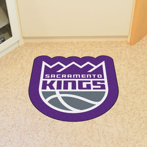 "NBA - Sacramento Kings Mascot Mat 32.6"" x 36"""
