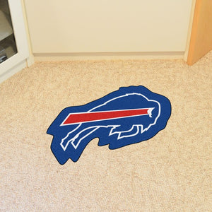 "NFL - Buffalo Bills Mascot Mat 36"" x 26.3"""
