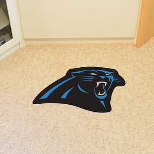 "NFL - Carolina Panthers Mascot Mat 36"" x 21"""