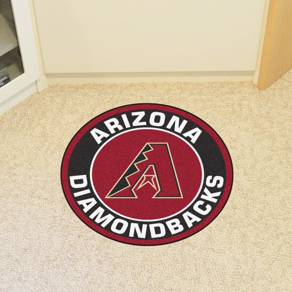 MLB - Arizona Diamondbacks Roundel Mat 27