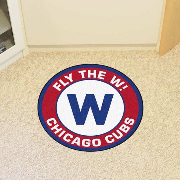 MLB - Chicago Cubs Roundel Mat 27