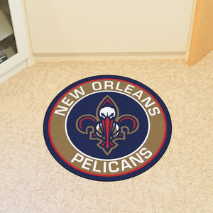 NBA - New Orleans Pelicans Roundel Mat 27""