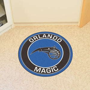 NBA - Orlando Magic Roundel Mat 27""