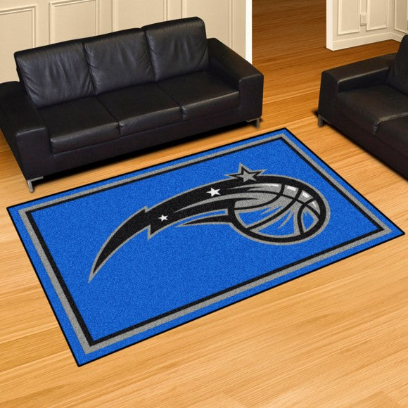 NBA - Orlando Magic 8'x10' Plush Rug 87