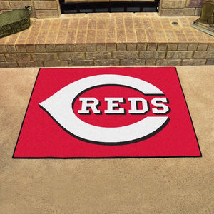 "MLB - Cincinnati Reds All Star Mat 33.75"" x 42.5"""