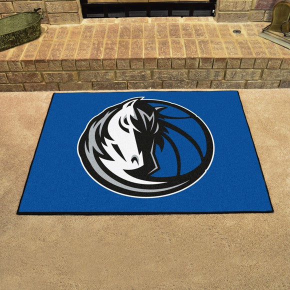 "NBA - Dallas Mavericks All Star Mat 33.75"" x 42.5"""