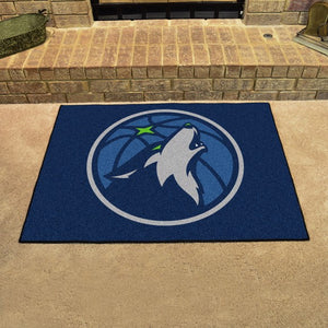"NBA - Minnesota Timberwolves All Star Mat 33.75"" x 42.5"""