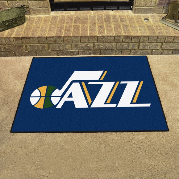 "NBA - Utah Jazz All Star Mat 33.75"" x 42.5"""