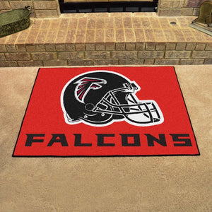 "NFL - Atlanta Falcons All Star Mat 33.75"" x 42.5"""