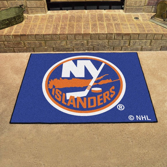 "NHL - New York Islanders All Star Mat 33.75"" x 42.5"""