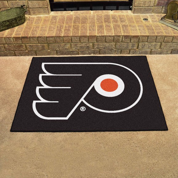 "NHL - Philadelphia Flyers All Star Mat 33.75"" x 42.5"""