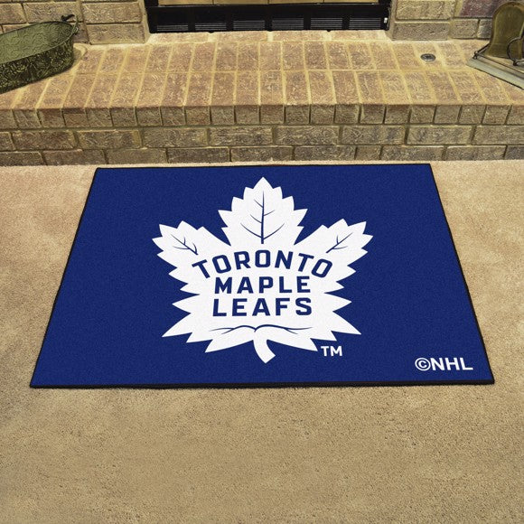 "NHL - Toronto Maple Leafs All Star Mat 33.75"" x 42.5"""