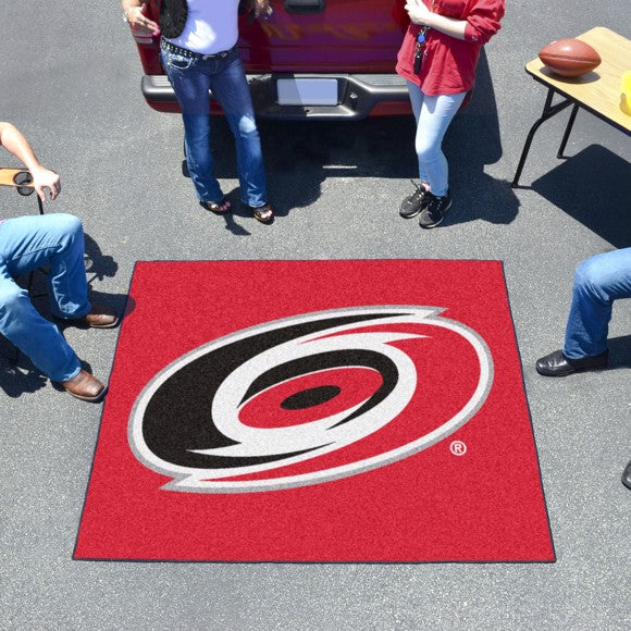 NHL - Carolina Hurricanes Tailgater Mat 59.5