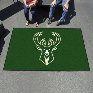 "NBA - Milwaukee Bucks Ulti-Mat 59.5"" x 94.5"""