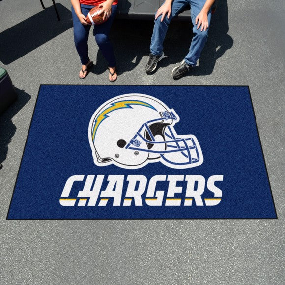 "NFL - Los Angeles Chargers Ulti-Mat 59.5"" x 94.5"""