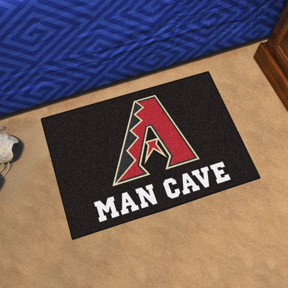 "MLB - Arizona Diamondbacks Man Cave Starter 19"" x 30"""