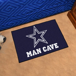 "NFL - Dallas Cowboys Man Cave Starter 19"" x 30"""