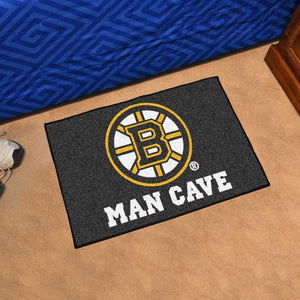 "NHL - Boston Bruins Man Cave Starter 19"" x 30"""