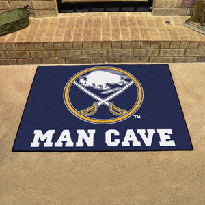 "NHL - Buffalo Sabres Man Cave All Star 33.75"" x 42.5"""