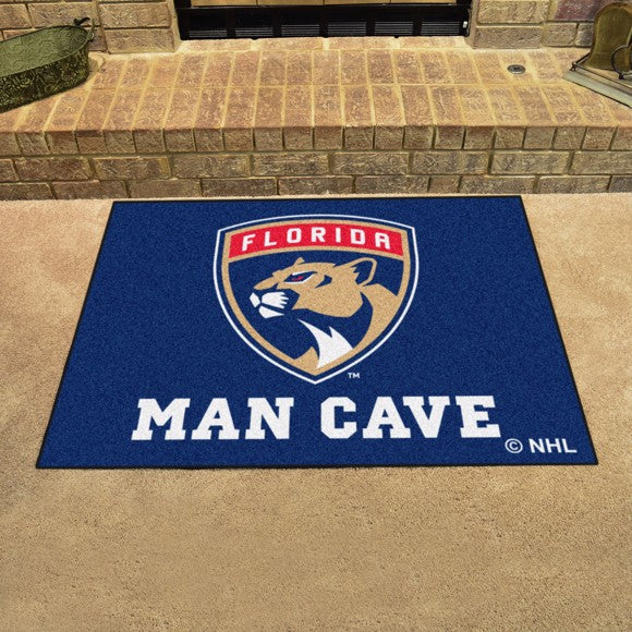 "NHL - Florida Panthers Man Cave All Star 33.75"" x 42.5"""