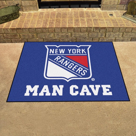 "NHL - New York Rangers Man Cave All Star 33.75"" x 42.5"""