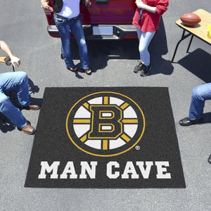 "NHL - Boston Bruins Man Cave Tailgater 59.5"" x 71"""