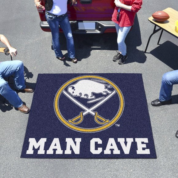 "NHL - Buffalo Sabres Man Cave Tailgater 59.5"" x 71"""