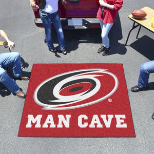 "NHL - Carolina Hurricanes Man Cave Tailgater 59.5"" x 71"""