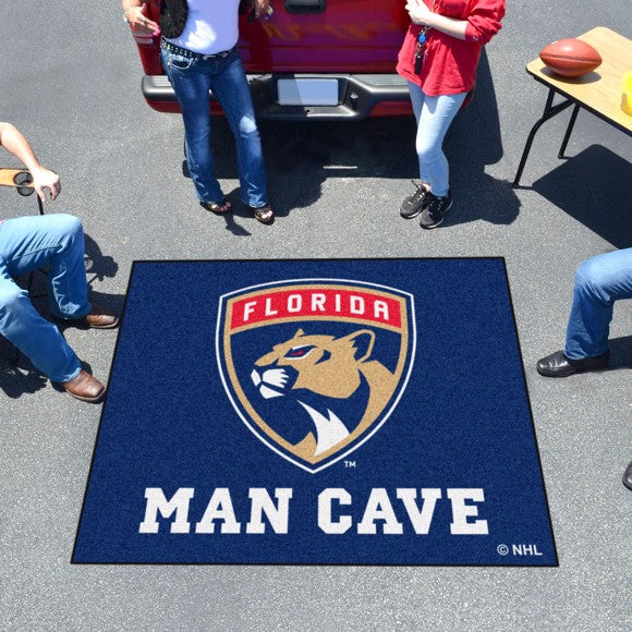 "NHL - Florida Panthers Man Cave Tailgater 59.5"" x 71"""