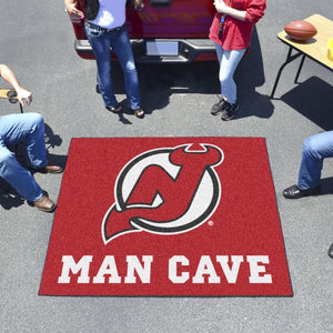 "NHL - New Jersey Devils Man Cave Tailgater 59.5"" x 71"""